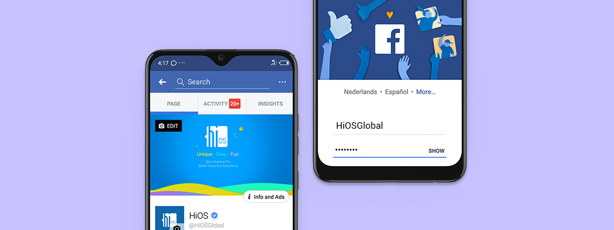 HiOS : Official Website