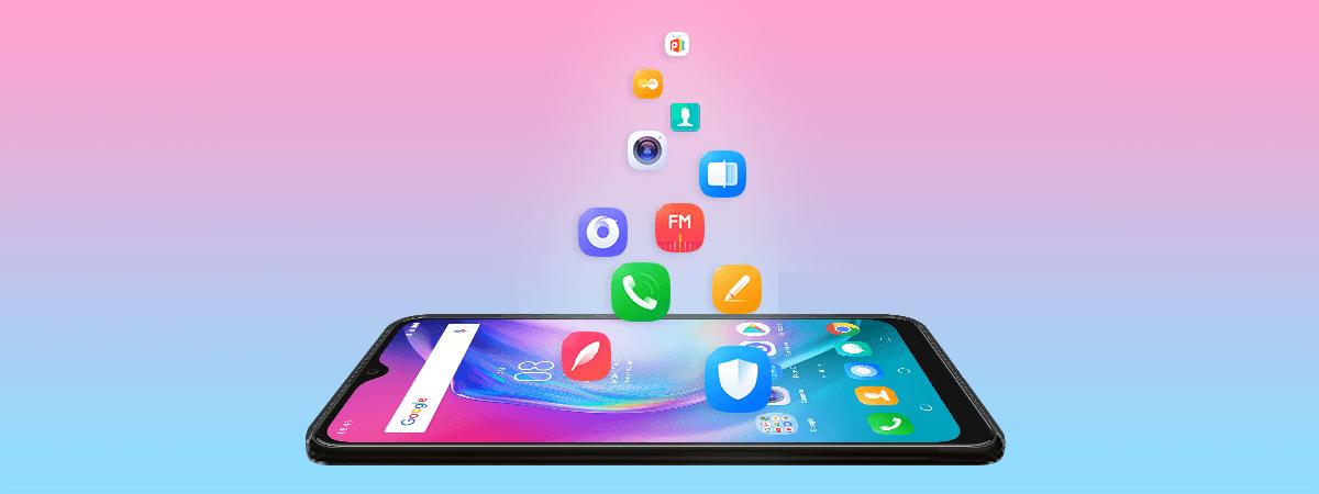HiOS - TECNO Mobile