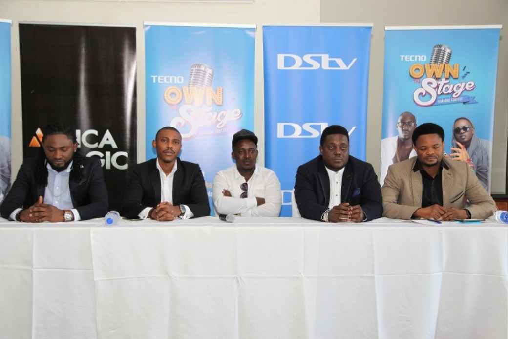 Tecno invites you to 'Own The Stage'