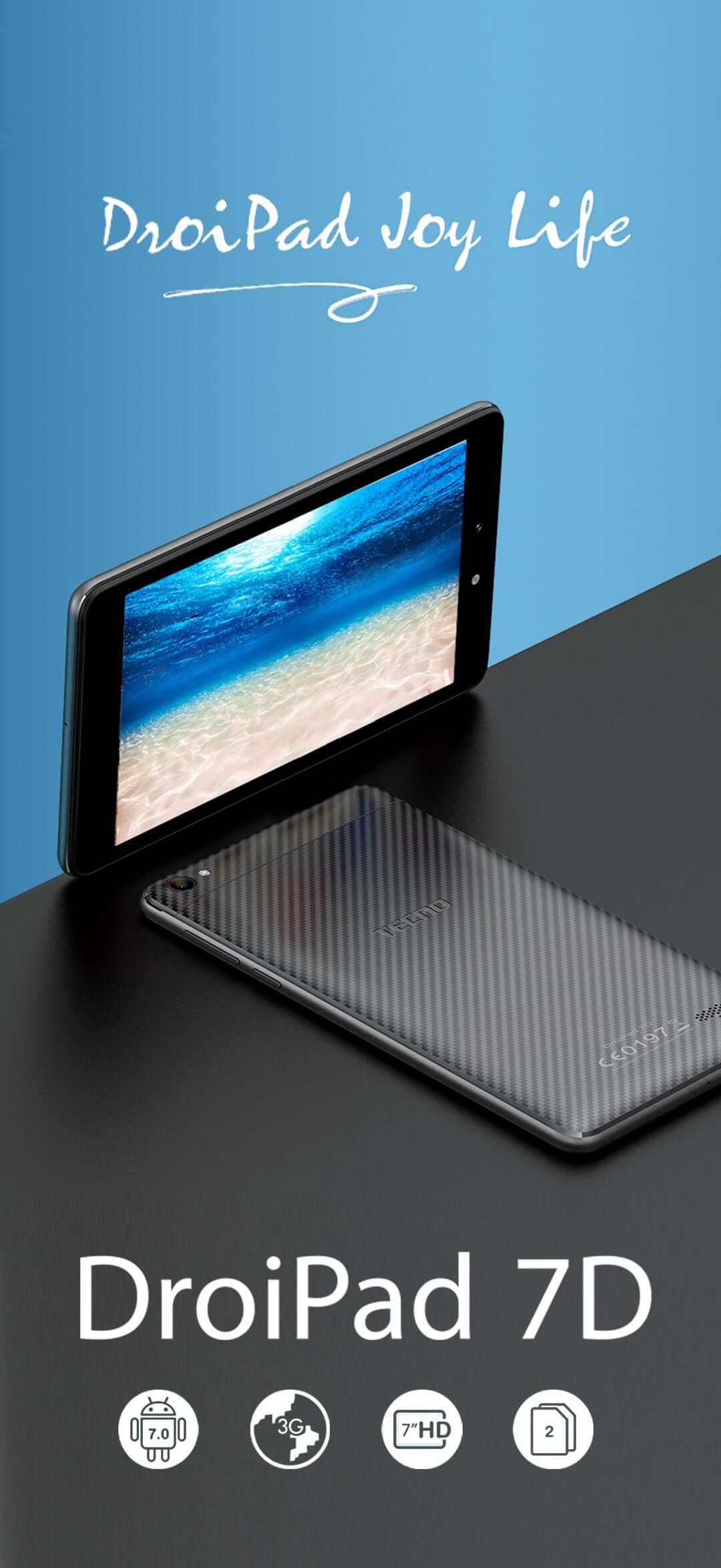 DroiPad 7D - TECNO Mobile