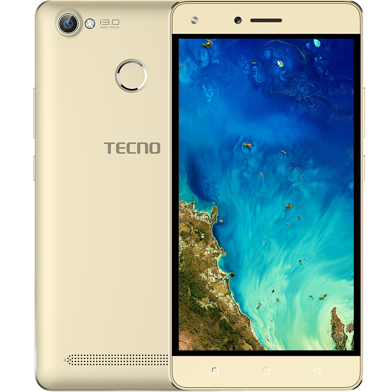 TECNO W5, Single Touch. Personalized Life.
