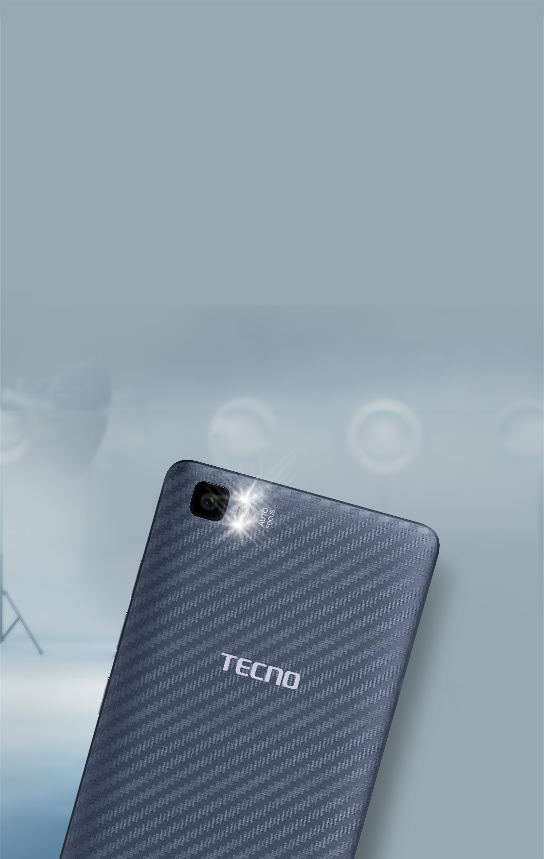 TECNO W3LTE, Magic Flashlights