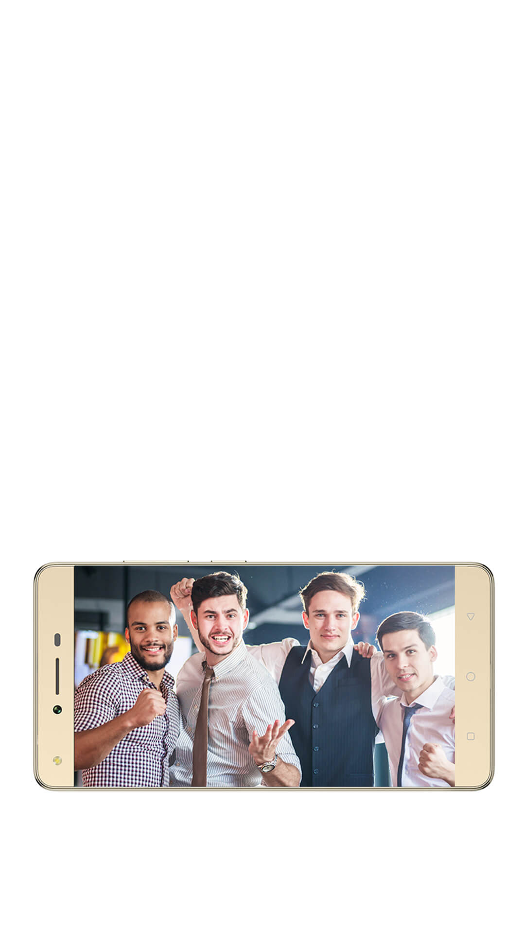 TECNO W5, 85° Wide-Angle Selfie